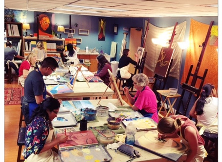 """5 ways MBodied helps people who """"can't make art!"""""""