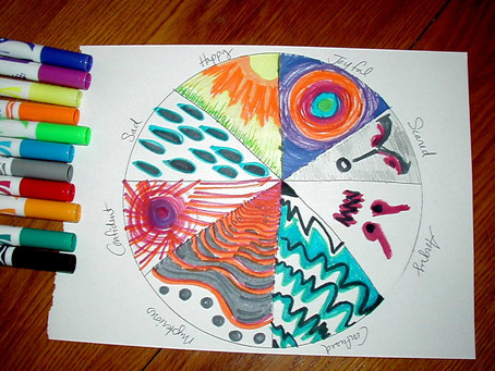Art Therapy to Overcome Emotional Issues