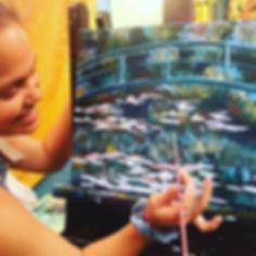 Shannon painting Monet.jpg