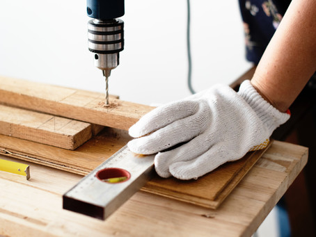 Woodworking as Therapeutic Art