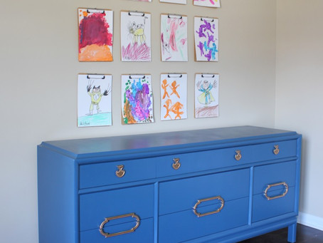 Things to Do With Kid's Art