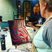 painting class near me
