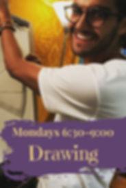 drawing class near me