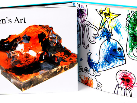 4 Ways to Preserve and Sort Your Child's Masterpieces