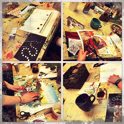 collage class in Westminster, CO