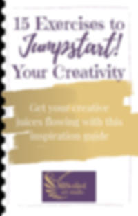 15 Exercises to Jumpstart Creativity boo