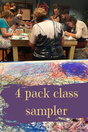 Denver painting class