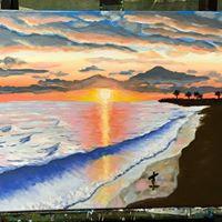 landscape painting class near me