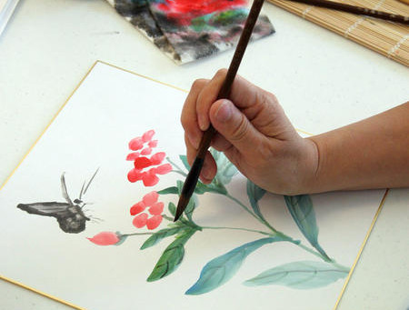 Using Art to Relieve Stress