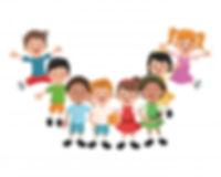 grupo-de-criancas-felizes-e-meninos-de-d