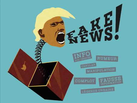 """Dossier spécial """"Fake news"""""""