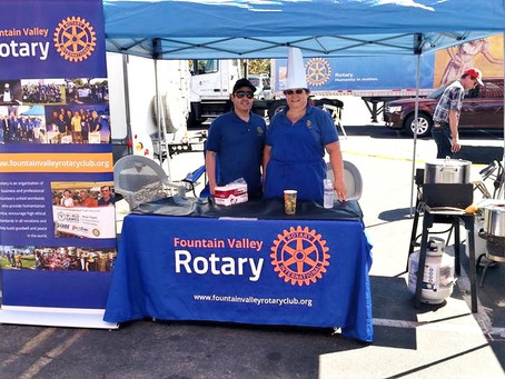 FV Rotary Club Chef Marla Chili Cook Off event