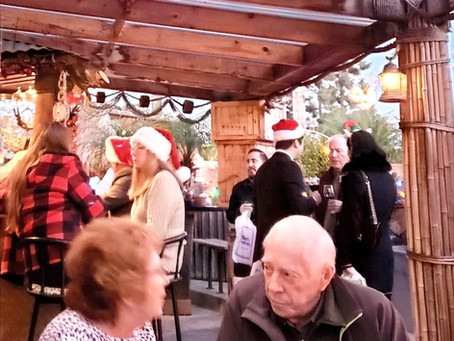 The Rotary 2019 Christmas Holiday Dinner party