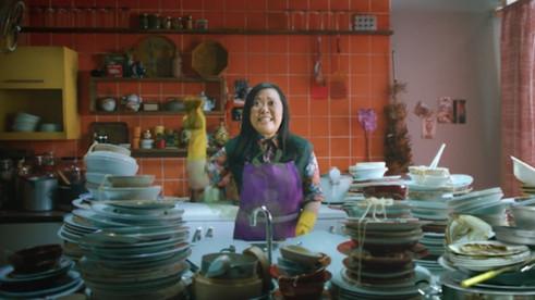 Finish - 'I Love Doing Dishes'