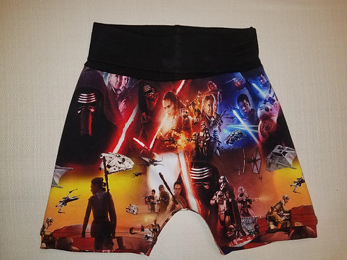 Force Awakens Shorts - 12 Mo to 4T