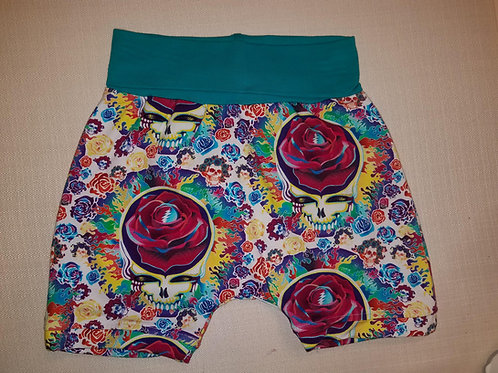 Grateful Dead Shorts - 12 Mo to 4T