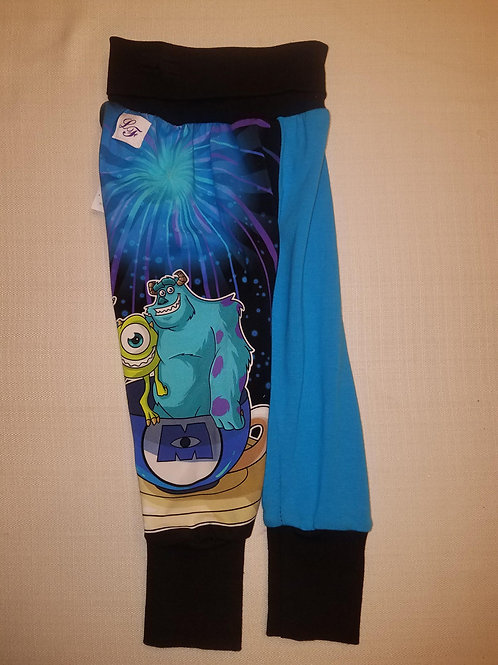 Mike & Sully Grow with Me Pants - 12 Mo to 4T