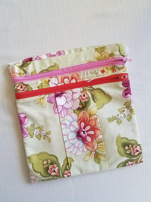 Floral 7x7 Wet/Dry Bag