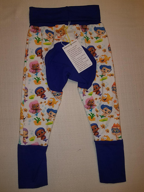 Bubble Guppies Grow with Me Pants - 12 Mo to 4T