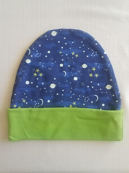 Constellations Reversible Adult Hat