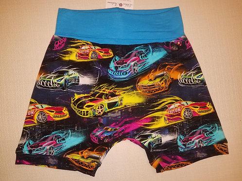 Nitro Cars Shorts - 12 Mo to 4T