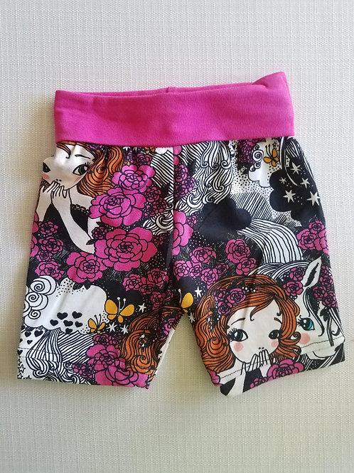 Secrets Shorts - 3/6 Mo to 18 Mo