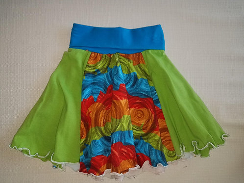 Lorax Skirt 2T to 6T