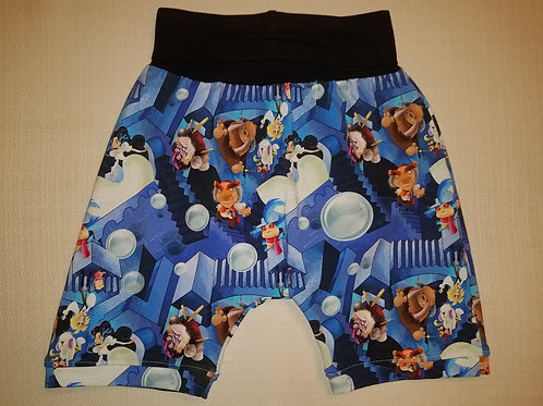Labyrinth Shorts - 2T to 6T