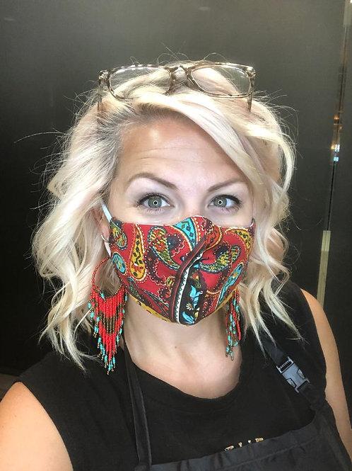 2 Layer Womens light masks (summer time)