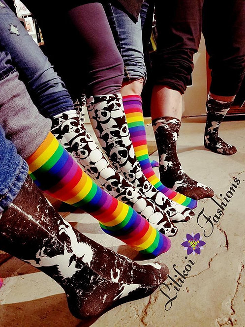Sew with Sonya - Socks Thursday March 22 at 7 PM