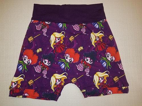 Hocus Pocus Shorts - 12 Mo to 4T