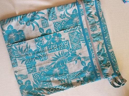 Hawaiian Floral 15x17 Wet/Dry
