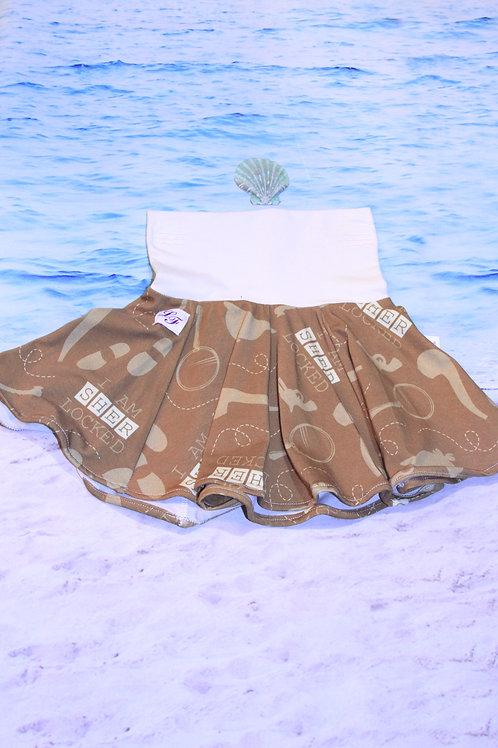 Sherlock Skirt - 3/6 Mo to 18 Mo