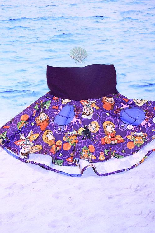 Willy Wonka Skirt - 3/6 Mo to 18 Mo