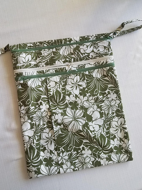 Hawaiian Floral 14x16 Wet/Dry