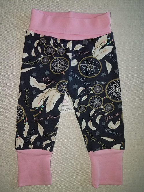 Dreamcatchers Grow With Me Pants - NB to 6 Mo