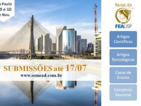SemeAd 2017 - Chamada de Trabalhos (até 17/07)
