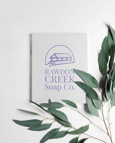 Rawdon Creek Logo Mockup