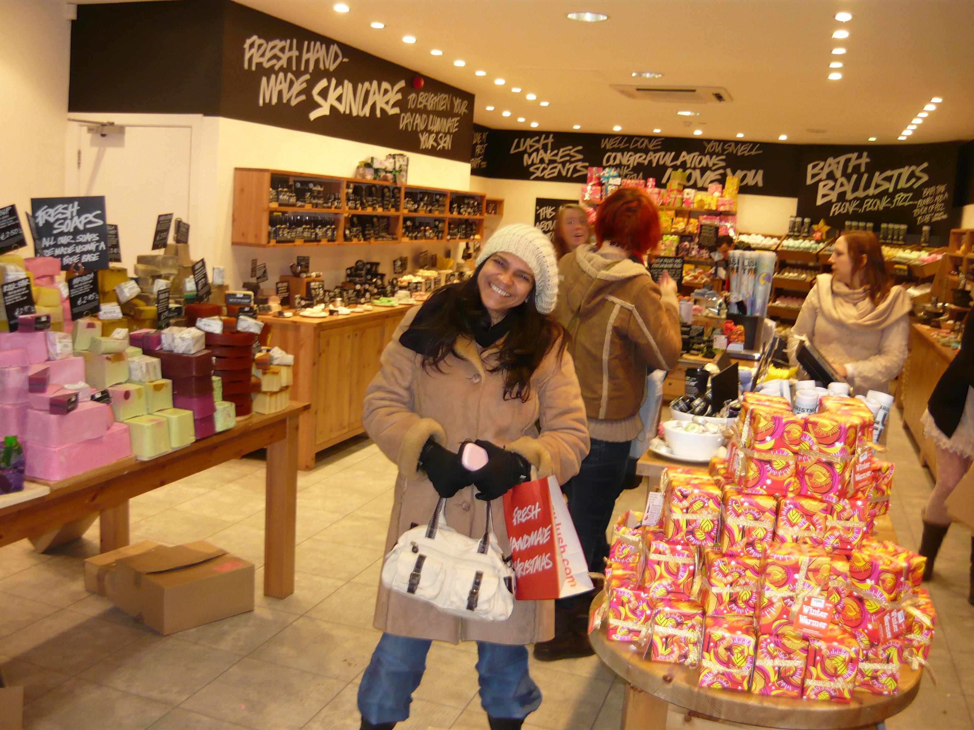 Loja cheirosa Inverness