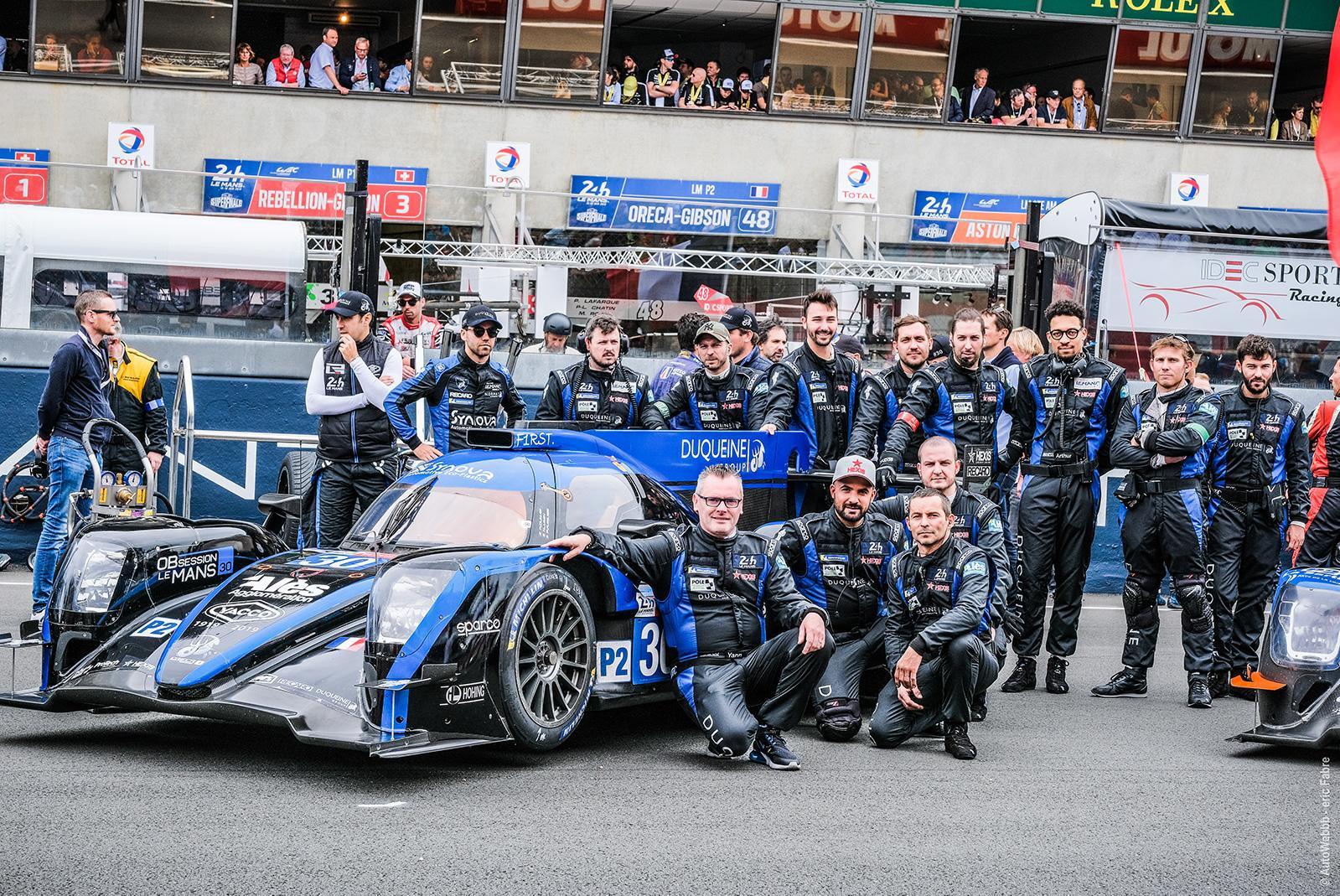 Team Duqueine, 24h du Mans 2019