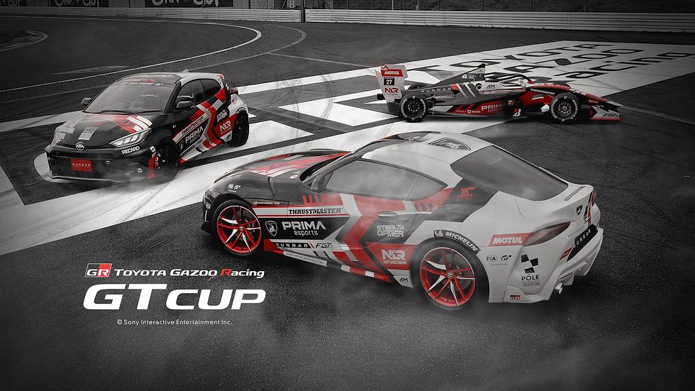 GR Toyota Racing GT Cup
