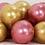 Thumbnail: 134 pc. Set Pink|Gold Chrome|Pink Chrome