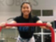 Etra Athlete Nhu-An Nguyen