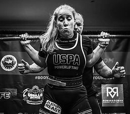 Etra Athlete Sarah Lanzillo