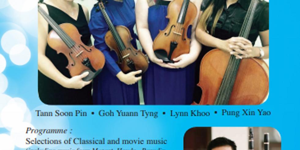 PYLY String Quartet
