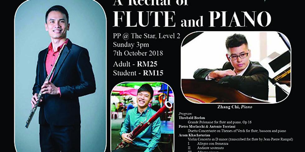 A Recital of Flute & Piano