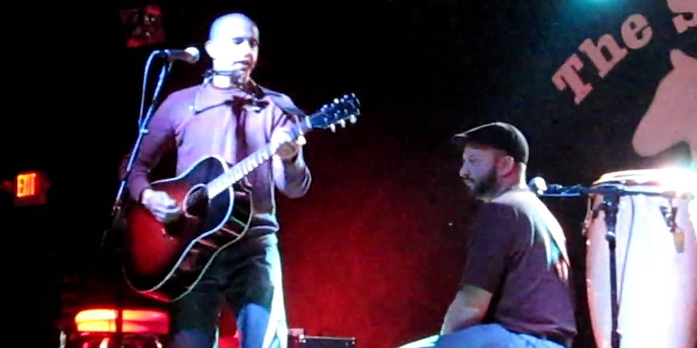 Tommy Strazza Duo Live