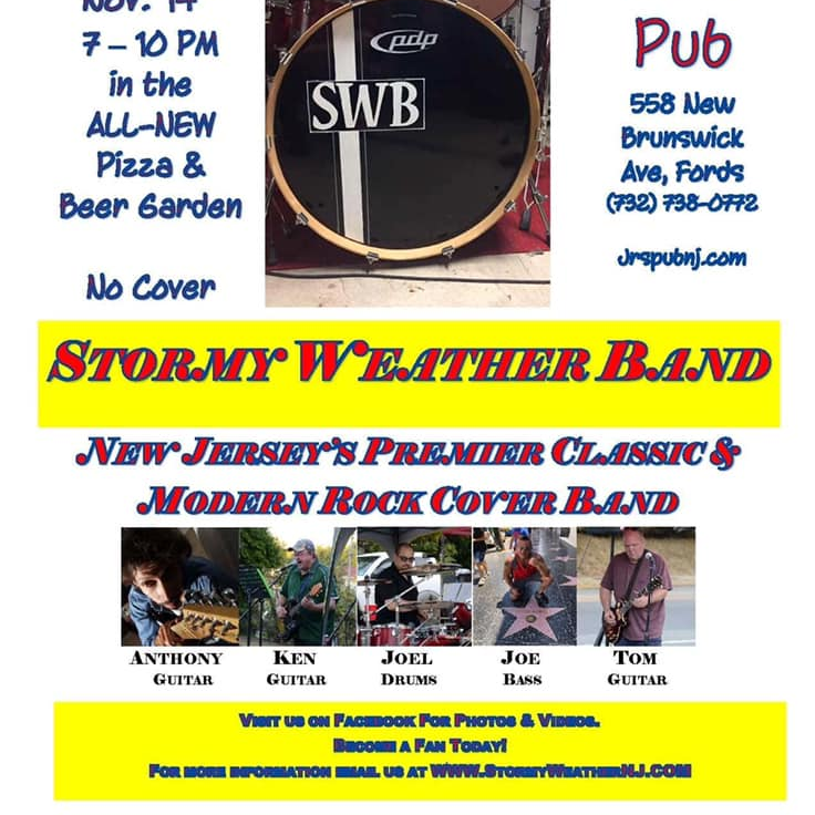 Stormy Weather Band