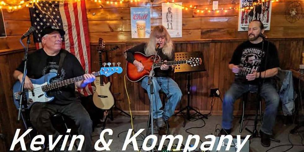 Kevin and Kompany