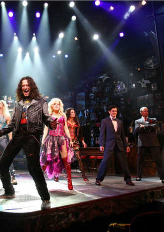Rock of Ages - Broadway